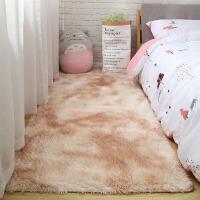 地垫卧室长毛绒ins网红同款 床边脚垫客厅茶几长毛绒卧室满铺房间可爱睡可坐