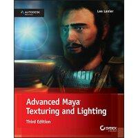 【预订】Advanced Maya Texturing and Lighting 9781118983522