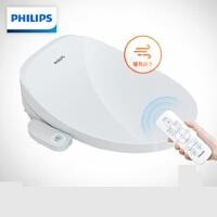 飞利浦(PHILIPS)智能马桶盖 即热式遥控式 暖风烘干 全自动冲洗 电子坐便器盖板 AIB2251/93
