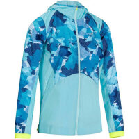 运动外套女 健身休闲长袖透气速干风衣夹克