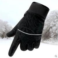 手套男女士秋冬季韩版潮款小手加绒内衬户外骑行运动