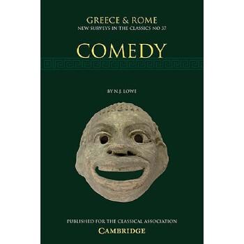 【预订】Comedy 9780521706094 美国库房发货,通常付款后3-5周到货!