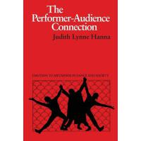 【预订】The Performer-Audience Connection: Emotion to Metaphor