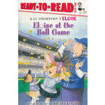 Eloise at the Ball Game (Ready-To-Read, Level 1) 小艾系列 ISBN9781416958031