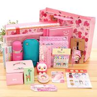 开学期末可爱大礼包 中小学生20件文具套装礼盒 送人生日礼物奖品