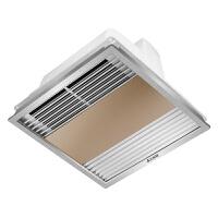 艾美特(Airmate) MV33F-03GL 集成吊顶暖风机 浴室取暖器 防水