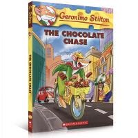 【中商原版】老鼠记者系列67 追寻巧克力 英文原版 The Chocolate Chase Geronimo Stil