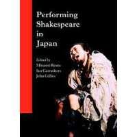 【预订】Performing Shakespeare in Japan 9780521782449