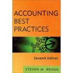 【预订】Accounting Best Practices 9781118404140