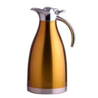 2L不锈钢内胆家用热水瓶保温壶欧式咖啡壶开水瓶暖瓶家用热水瓶大容量保温瓶暖水壶开水瓶KSP1005