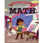 【预订】Little Leonardo's Fascinating World of Math