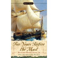航海两年 英文原版 Signet Classics: Two Years Before the Mast Jr Ric