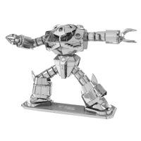 爱拼 全金属diy纳米拼装模型3D立体拼图 威震天下 高达机甲 蟹型机器人
