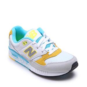 New Balance女士经典复古鞋W530PSB-B 支持礼品卡支付