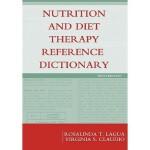 【预订】Nutrition Diet Therapy Ref Dict 5e