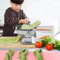 家用加厚加强两刀压面机 面条面皮两用机 创意面条机手动不锈钢擀面机饺子馄饨皮机
