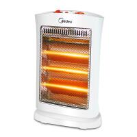 Midea/美的 NS12-15B取暖器远红外小太阳电暖气电暖炉电暖扇家用三管速热