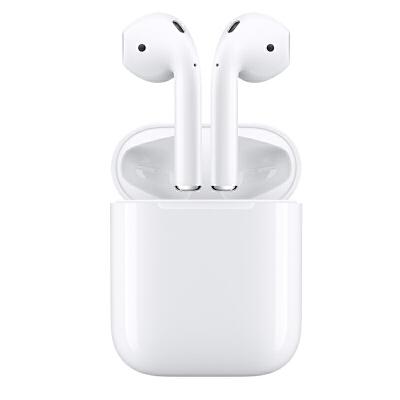 Apple AirPods 蓝牙无线耳机 MMEF2CH/A可使用礼品卡支付 国行正品 全国联保