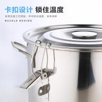 【家装节 夏季狂欢】不锈钢米桶家用收纳防潮20斤5米缸防虫3面粉桶储箱10KG