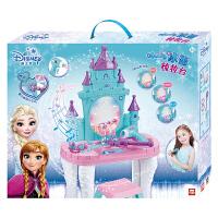 迪士尼(Disney)公主梳妆台城堡发声梳妆台过家家礼物 DS-2573 当当自营