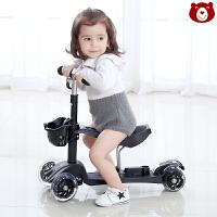 德国逗尔宝宝滑板车儿童初学者三合一婴幼儿可坐1-2岁滑滑车3四轮