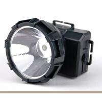 雅格YG3575充电LED户外工作头灯 头戴式照明强光手电筒 两档调光