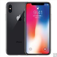 Apple iPhone X (A1865) 64GB 深空灰色 银色 移动联通电信4G手机