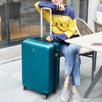 行李箱女小清新密码箱包韩版24寸旅行箱20男大学生28万向轮拉杆箱