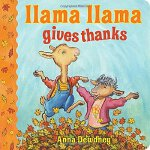 【预订】Llama Llama Gives Thanks 9781101997154