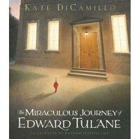 英文原版 爱德华的奇妙之旅精装版 《来自星星的你》都教授枕边书 The Miraculous Journey of E