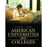 【预订】American Universities and Colleges