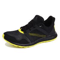 【3折�r:200.7元】阿迪�_斯(adidas)S80382 童鞋2秋季新品男童透�馀懿叫��\�有� 黑色