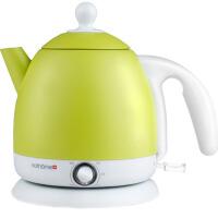 家用小型不锈钢电热水壶保温调温烧水壶