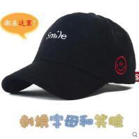 儿童帽子男童春秋棒球帽女韩版鸭舌帽潮小学生中大童长檐帽
