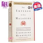 【中商原版】英文原版The Emperor of All Maladies: A Biography of Cance
