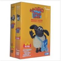 原装正版 儿童动画片 小小羊提米 高清 dvd(1-2季) 12DVD52集 少儿卡通片