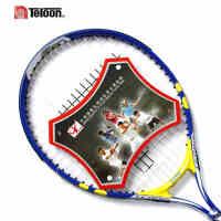 满百包邮 送网球天龙teloon 儿童网球拍4-11岁少儿超轻男女23 25寸网拍