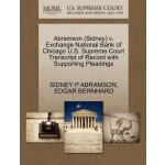 Abramson (Sidney) v. Exchange National Bank of Chicago U.S.