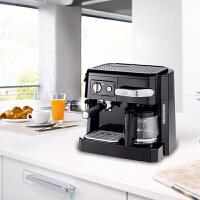 De Longhi/德龙 BCO410半自动意式美式咖啡机15帕泵压奶泡家用商用无需滤纸