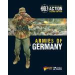 【预订】Bolt Action: Armies of Germany 2nd Edition