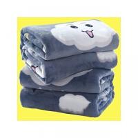 冬季速暖毯子法兰绒毛毯加厚床单空调毯子单人双人学生宿舍铺床毯