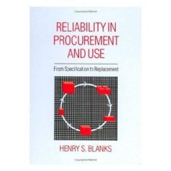 【预订】Reliability in Procurement and Use: From Specification to Replacement 美国库房发货,通常付款后3-5周到货!