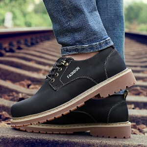 罗兰船长  潮流时尚休闲鞋大头鞋工装靴