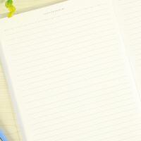 创意复古唯美文具学生日记笔记本 记事本子B5 胶套本