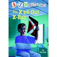 X'ED-OUT X-RAY (A to Z 24)神秘事件24 出版社:Random House US