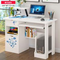 台式电脑桌 家用简易桌子简约学生写字卓书桌经济型办公桌 量大可优惠