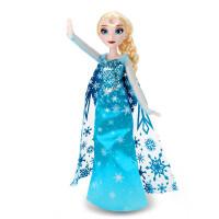 冰雪奇缘换装公主系列艾莎人偶娃娃