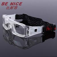 户外运动眼镜可配近视护目足球眼镜篮球眼镜女男