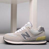 New Barlun纽巴伦春季男女运动鞋复古慢跑鞋N字加厚韩版