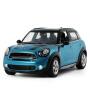 【当当自营】星辉rastar 1:14宝马MINI遥控汽车 遥控车玩具可USB充电 儿童玩具汽车72560蓝色